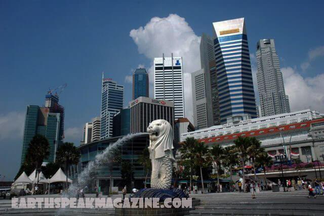 สิงคโปร์ กลายเป็นศูนย์กลางเทคโนโลยีของจีน บริษัท เทคโนโลยีที่ใหญ่ที่สุดของจีนบางแห่งกำลังขยายการดำเนินงานในสิงคโปร์เนื่องจากความตึงเครียด