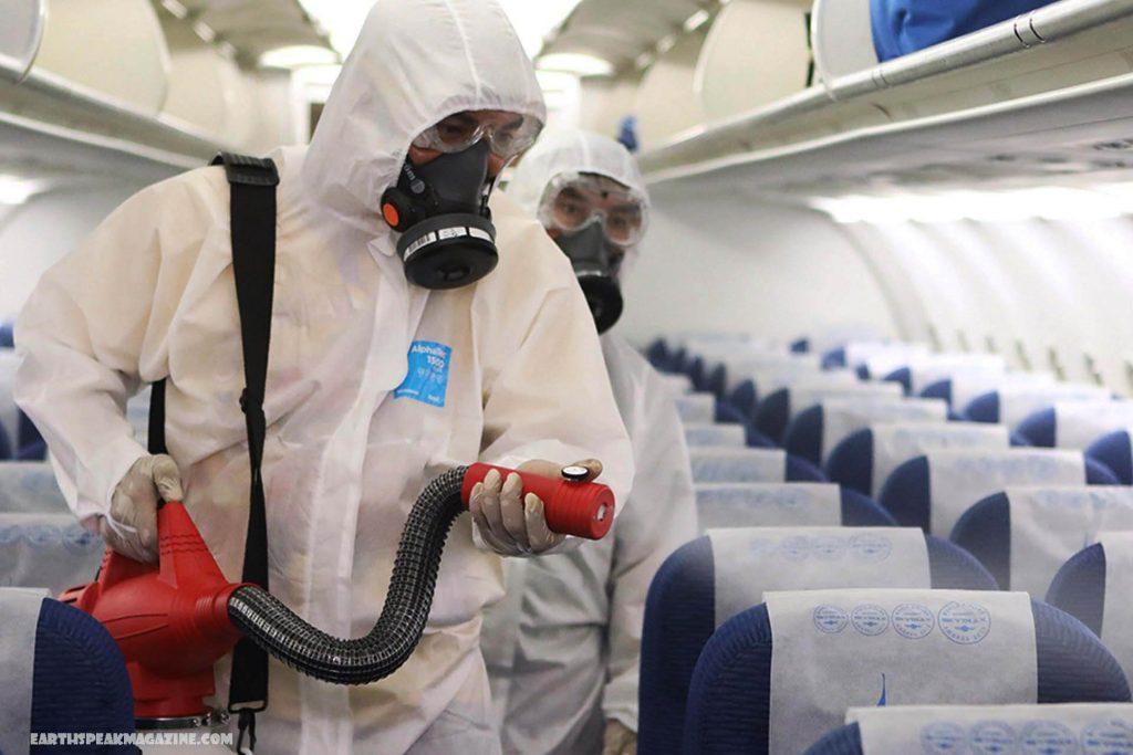ข้อกังวล ด้านความปลอดภัยเกี่ยวกับเครื่องบิน ผู้เชี่ยวชาญเตือนสายการบินให้ใช้ความระมัดระวังเป็นพิเศษเมื่อเปิดใช้งานเครื่องบินที่ทิ้งไว้ในห้อง
