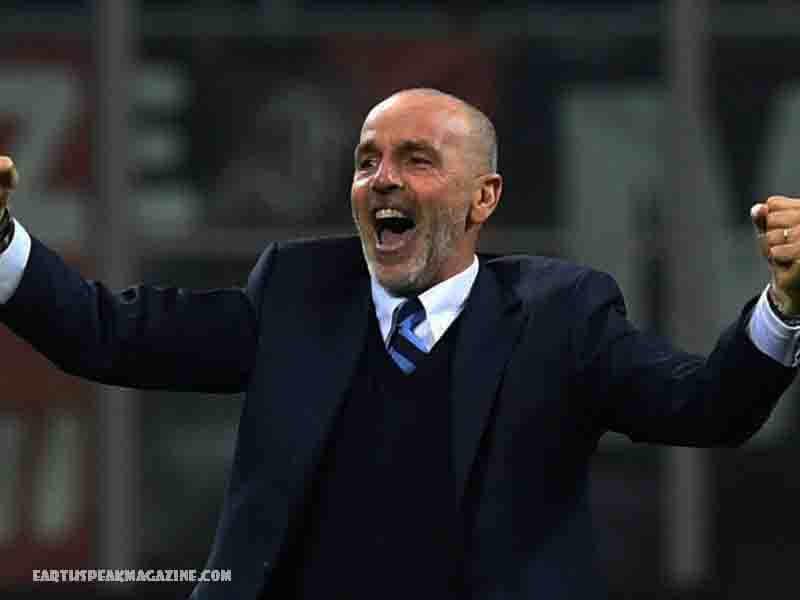 Stefano Pioli เจ้านายจากครอบครัวของแฟนอินเตอร์ เมื่อ Stefano Pioli ได้รับการแต่งตั้งให้เป็นหัวหน้าทีม AC Milan เมื่อ 17 เดือนที่แล้วเขาเป็นอะไรก็ได้