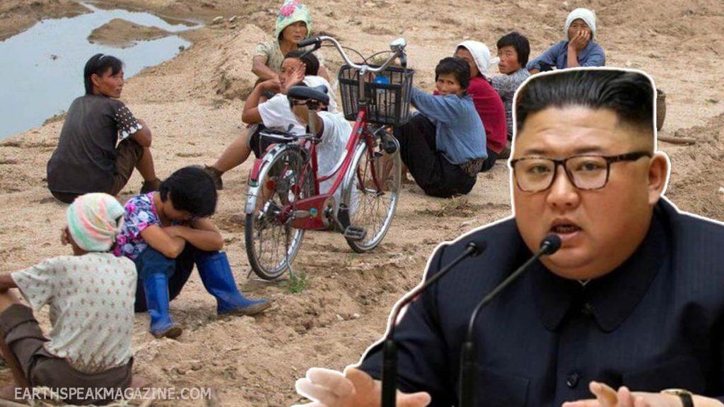 ด้านผู้นำเกาหลีเหนือ วอนเจ้าหน้าที่แก้ไขปัญหาขาดแคลนอาหารพายุไต้ฝุ่นในปีที่แล้วส่งผลกระทบอย่างรุนแรงต่อพืชผลที่สำคัญ ขณะที่เกิดภัยแล้งหลายสัปดาห์