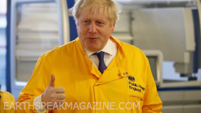นายกฯอังกฤษ เตือนภาวะโลกร้อน นายกรัฐมนตรีอังกฤษกล่าวว่ามีโอกาสหกใน 10 ที่ประเทศอื่นๆ จะลงชื่อสมัครใช้เป้าหมายทางการเงินและสิ่งแวดล้อม